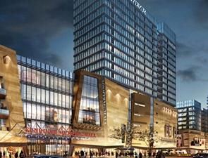 祥源城打造高新区未来城市综合体
