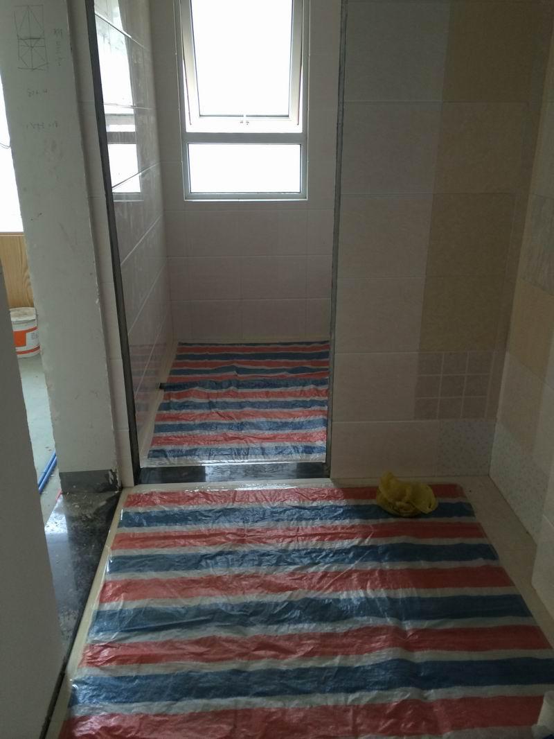楼梯瓷砖铺贴步骤图