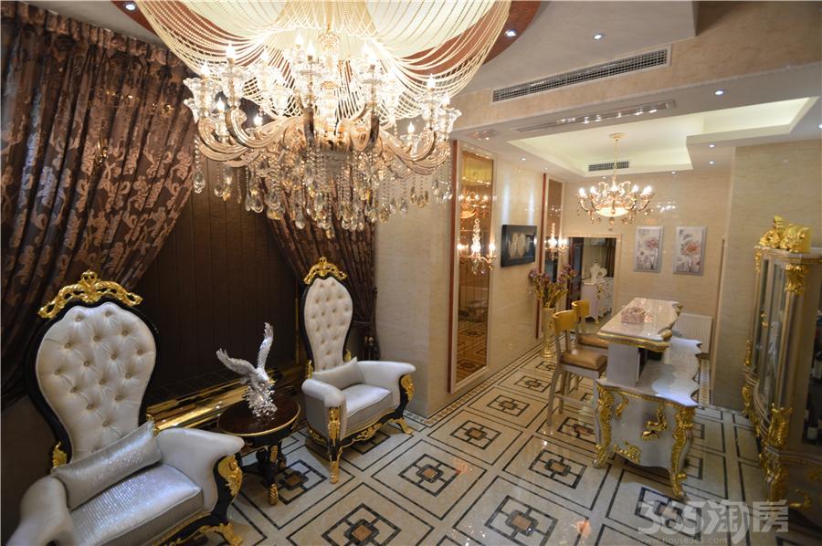 南京二手房出售 栖霞区二手房 马群二手房 豪华欧式装修招商紫金山1号