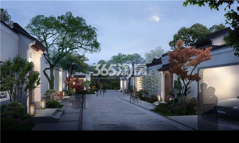 项目介绍:杭州城西,江南园林里的中国院子,200多栋纯城市独院别墅