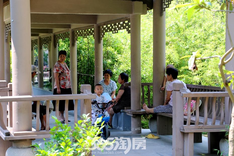 三潭音悦一期实景图(2016.8月摄)