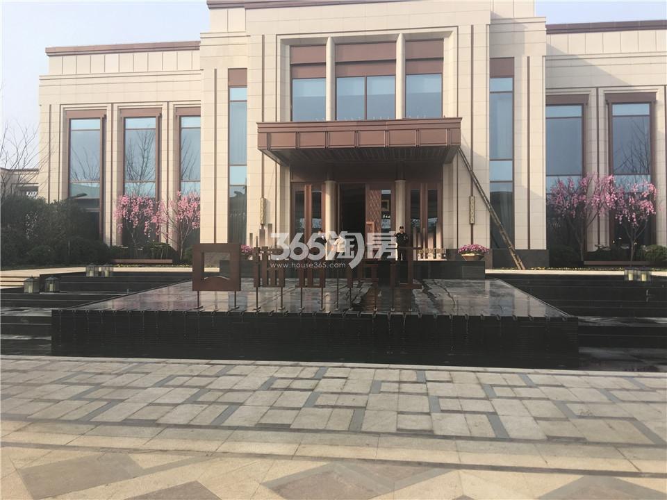 绿地华侨城海珀滨江实景图(12.20)