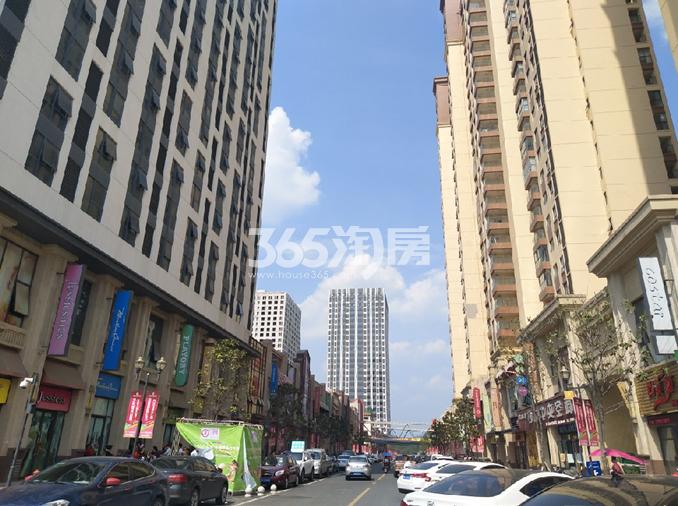 CBD万达广场·写字楼实景图