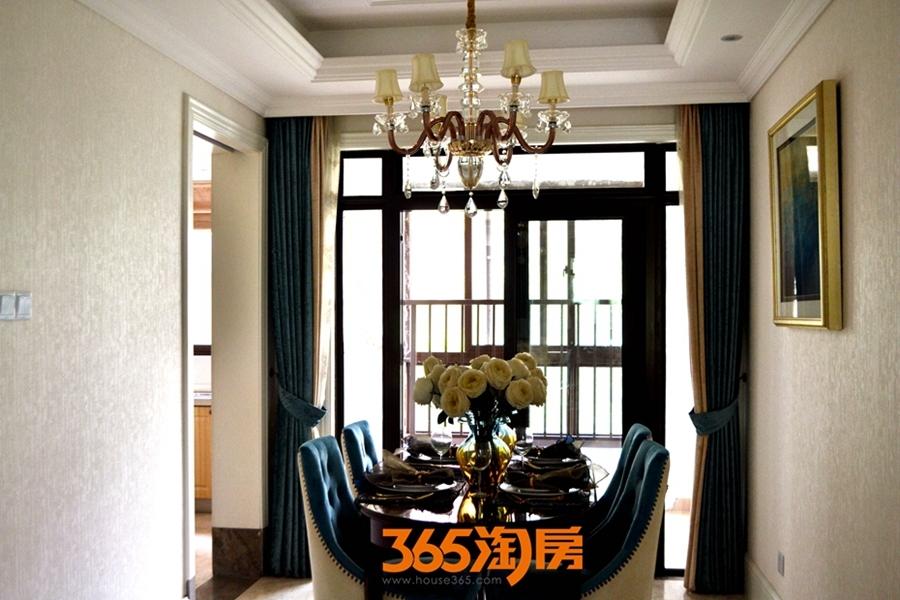 新华联梦想城115㎡样板间-餐厅