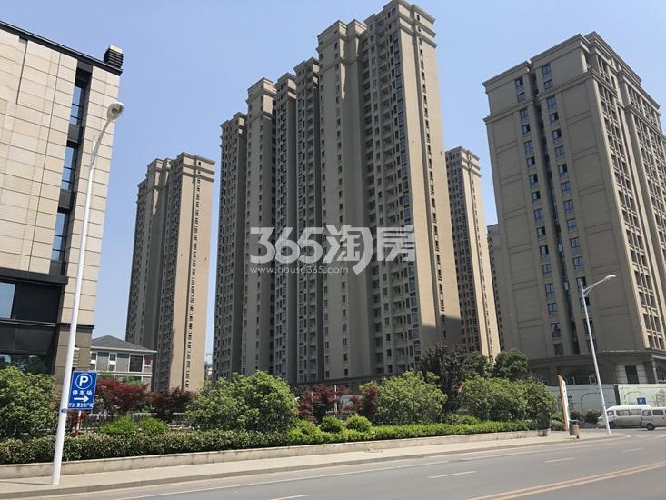 中电颐和府邸建筑进展(8.21)