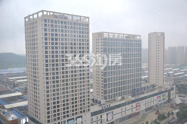 南翔城市广场 实景图